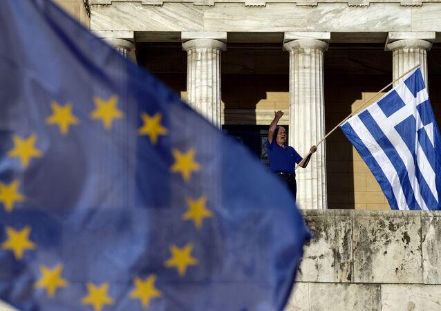 Bandiera greca