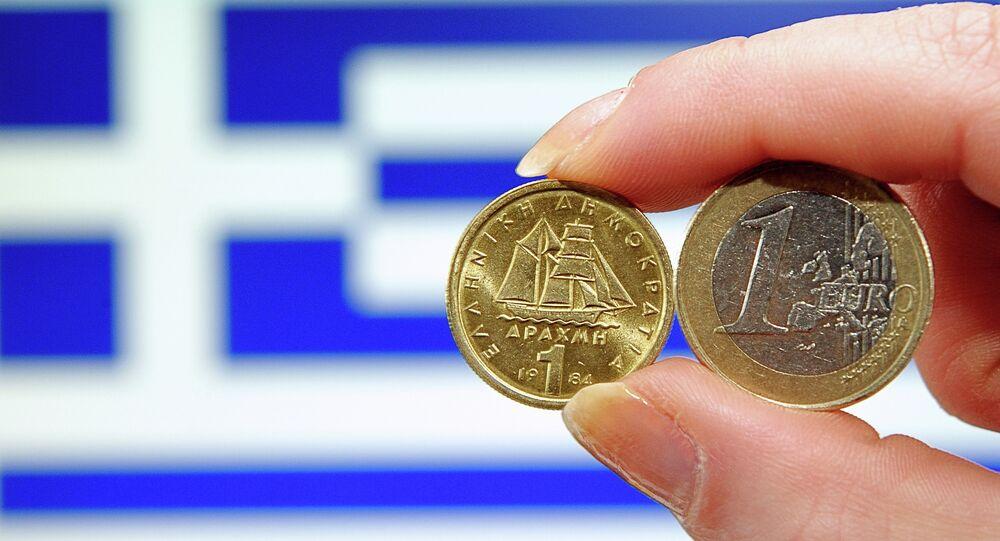 Grecia: Dracma o Euro?