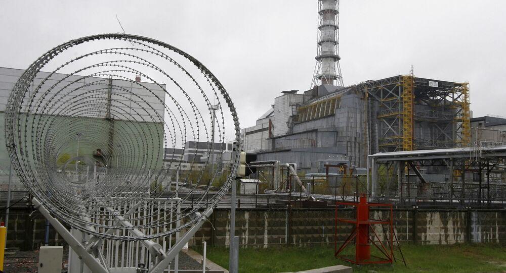 Centrale nucleare di Chernobyl (foto d'archivio)
