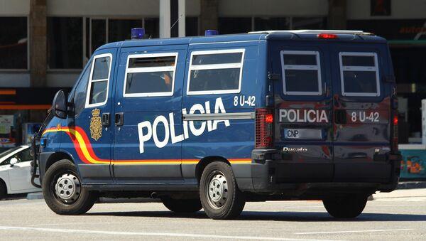 Policía Nacional de España (archivo) - Sputnik Italia