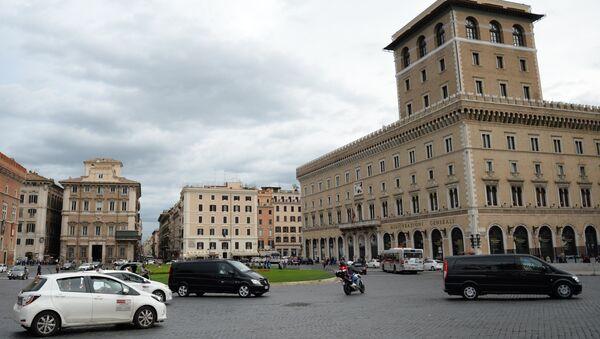 Autovetture a Roma - Sputnik Italia