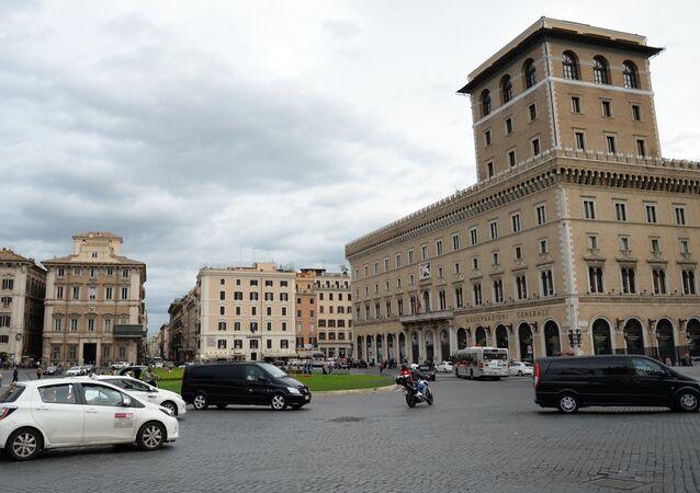 Autovetture a Roma
