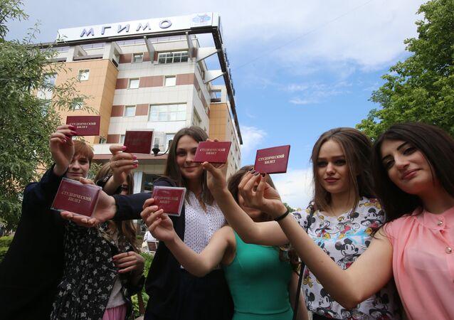 Nel 2018 l'Italia in totale ha concesso 2271 visti - annuali e di breve durata - a studenti russi
