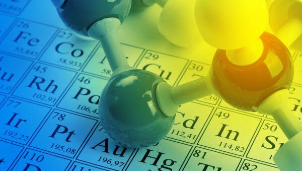 La tavola periodica degli elementi di Mendeleev - Sputnik Italia