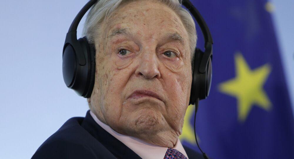 George Soros (Archivbild)