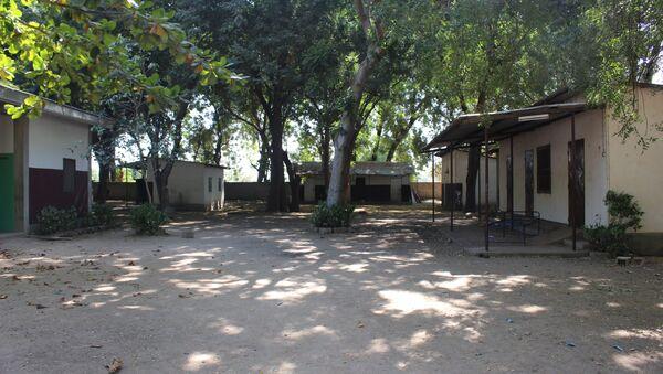 Une vue du centre de santé toujours fermé de Limani, Cameroun - Sputnik Italia
