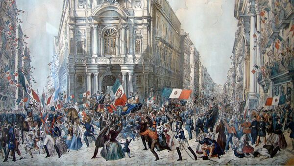 Italica, ovvero Cos'hai mai fatto Garibaldi? - Sputnik Italia
