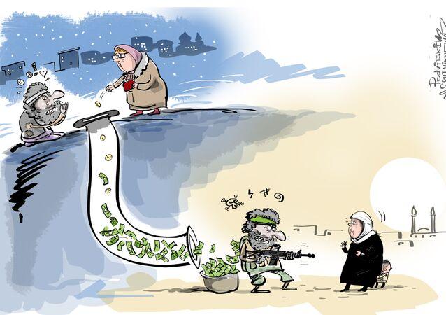 Russia, neutralizzata organizzazione di beneficenza per islamisti in Siria