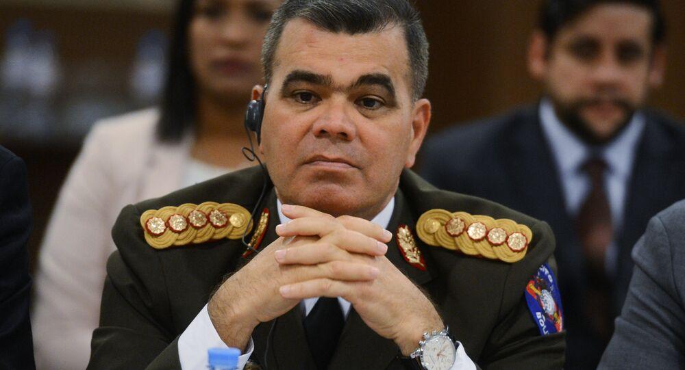 Vladimir Padrino López, ministro Difesa del Venezuela