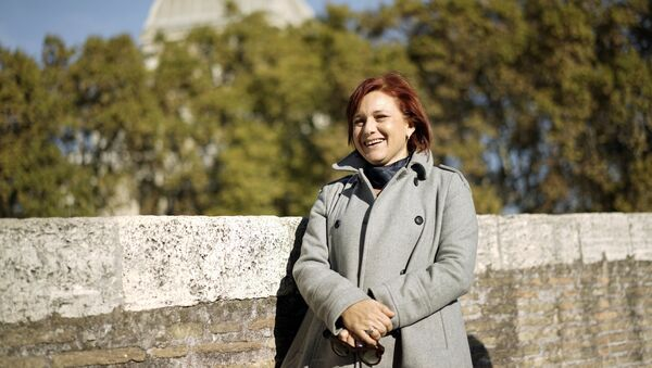 Ruth Dureghello, presidente della Comunità Ebraica di Roma - Sputnik Italia