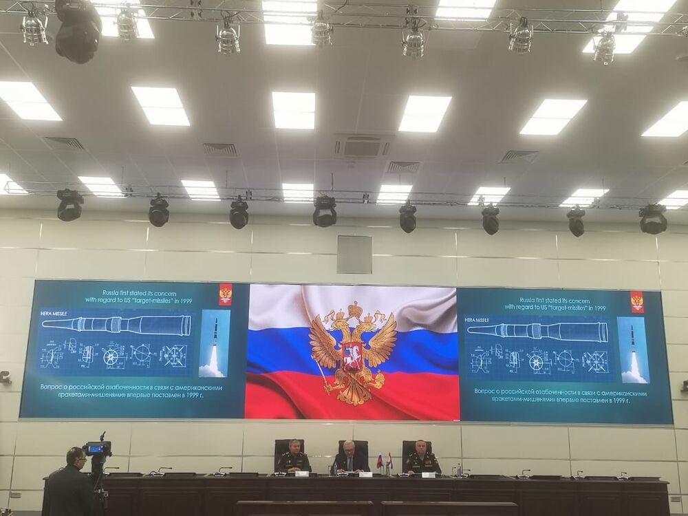 La Russia presenta il missile 9M729