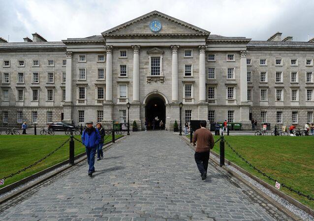 Trinity College, Dublin, Irlanda