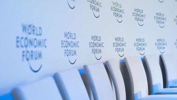 World Economic Forum a Davos - Sputnik Italia
