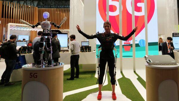 Mobile World Congress in Barcelona - Sputnik Italia