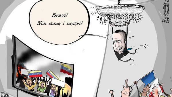 Senza gilet si protesta meglio - Sputnik Italia