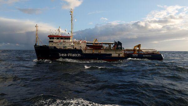 La nave Sea-Watch 3 - Sputnik Italia