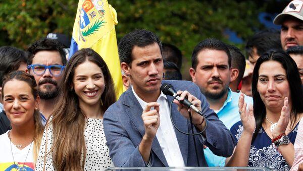Juan Guaidó, presidente dell'Assemblea nazionale del Venezuela e leader dell'opposizione - Sputnik Italia