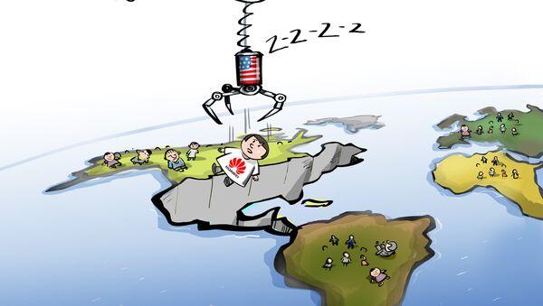 Caso Huawei, Pechino a Usa: no a estradizione per Meng Wanzhou dal Canada - Sputnik Italia