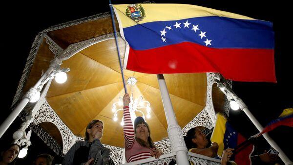Venezuela: la manifestazione contro il presidente Maduro - Sputnik Italia