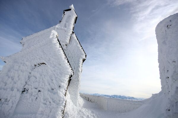 Nevica dappertutto - Sputnik Italia