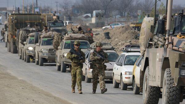 Soldati a Kabul - Sputnik Italia