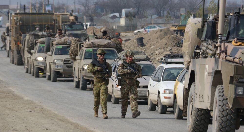Soldati a Kabul