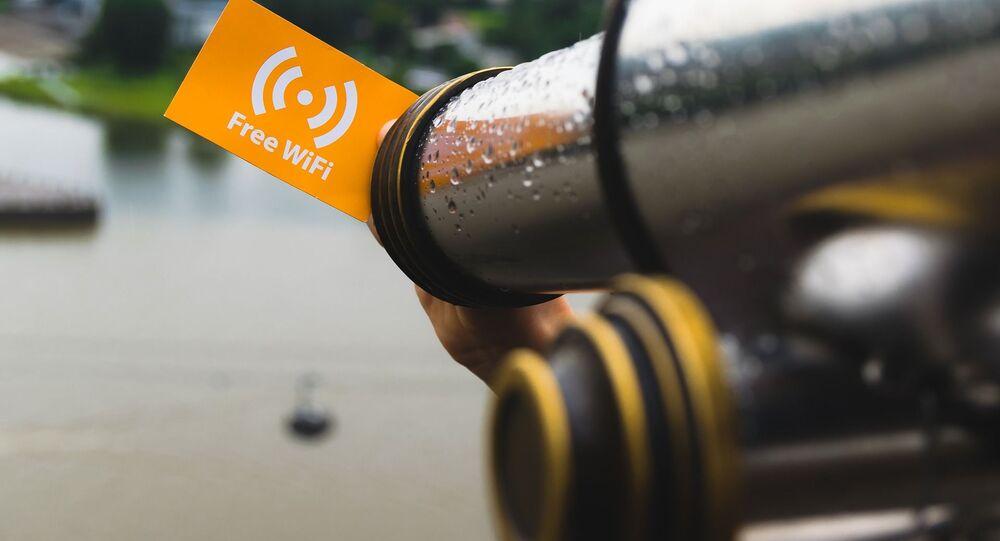 Il wi-fi gratuito