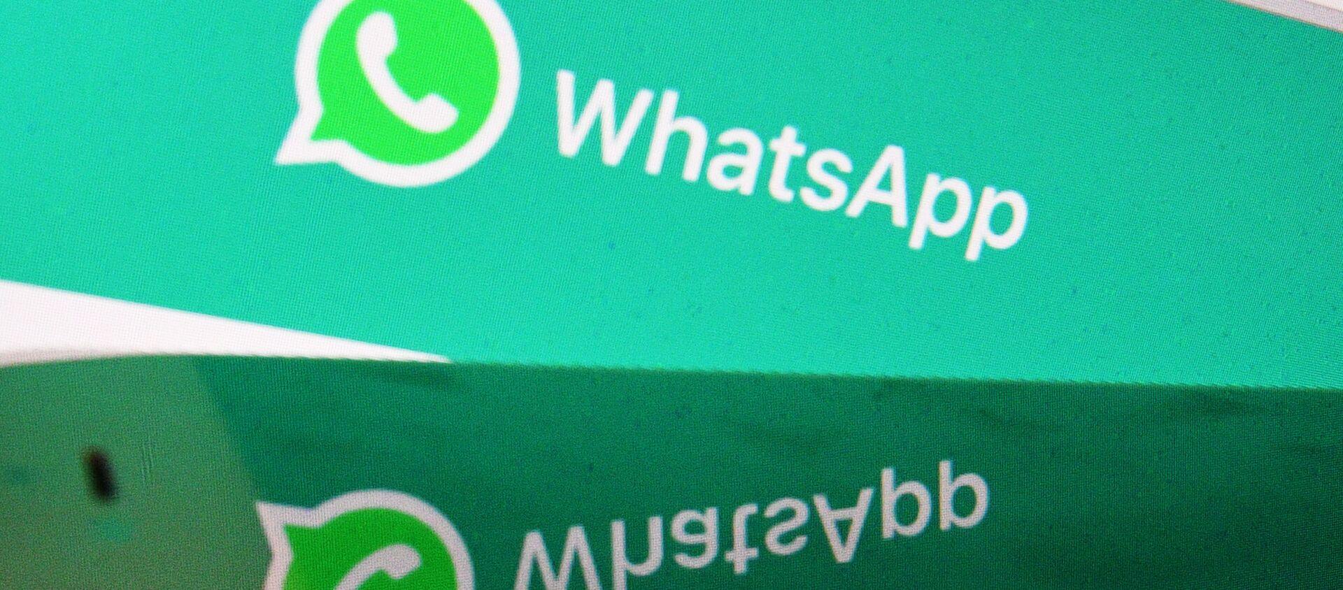 WhatsApp  - Sputnik Italia, 1920, 29.04.2021