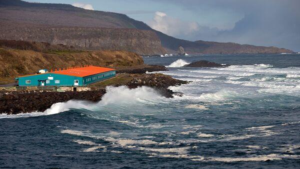 Curili, l'isola Iturup - Sputnik Italia