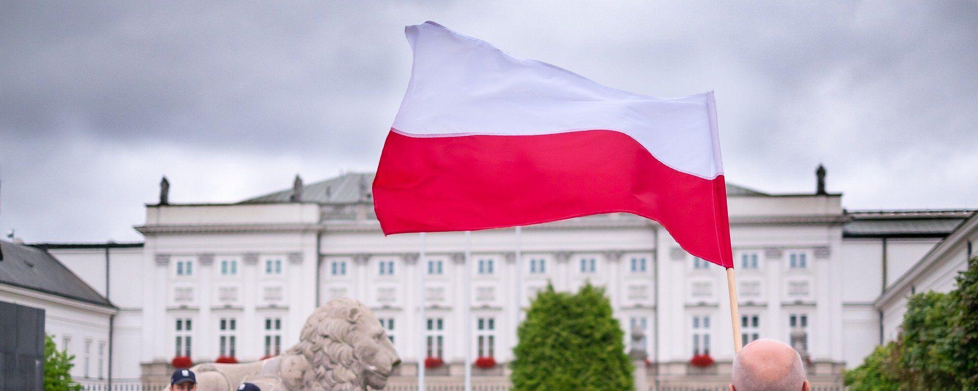 Flag of Poland - Sputnik Italia, 1920, 23.05.2021