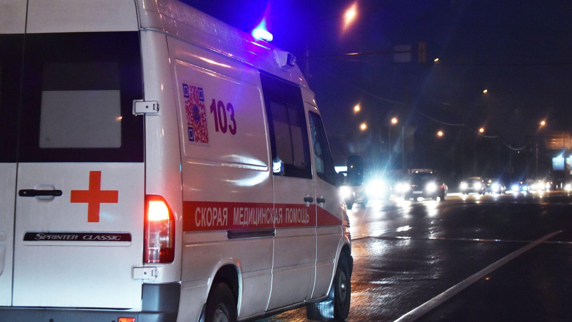 Ambulanza in Russia - Sputnik Italia, 1920, 08.09.2021
