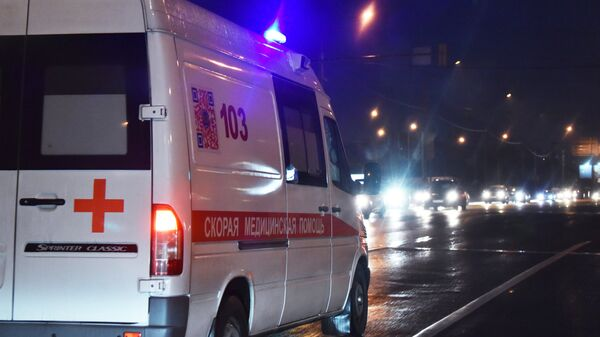 Ambulanza in Russia - Sputnik Italia