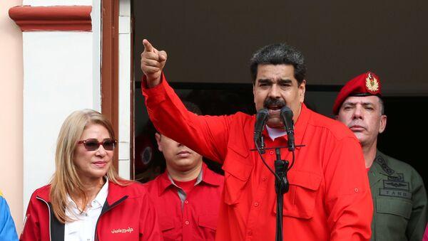 Nicolás Maduro, presidente del Venezuela - Sputnik Italia