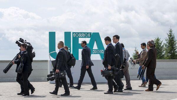 Il forum SCO ad Ufa - Sputnik Italia
