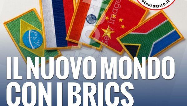 Conferenza BRICS - Sputnik Italia