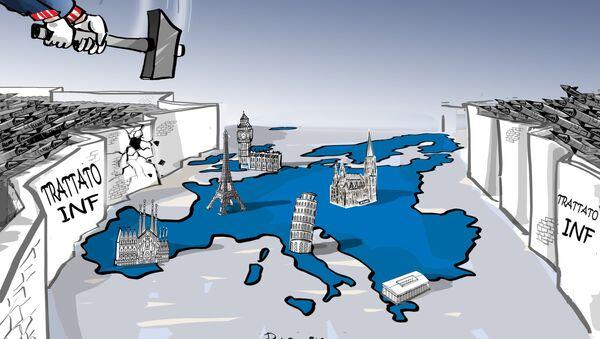 Trattato INF - Sputnik Italia