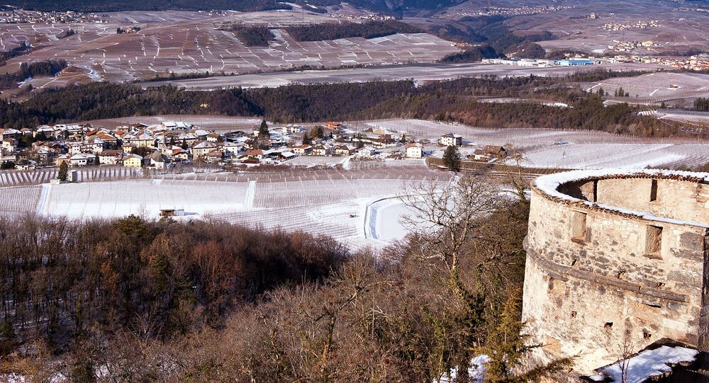 Valle di Non, Trentino Alto Adige