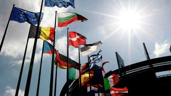 Parlamento Ue - Sputnik Italia