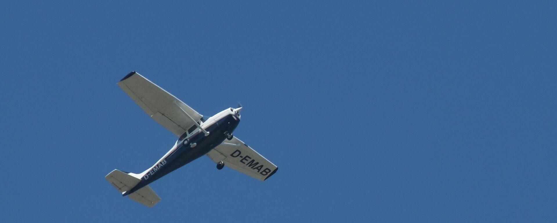 Aereo Cessna - Sputnik Italia, 1920, 30.05.2021