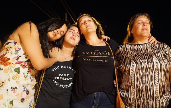 Gli abitanti di Brumadinho si sono riuniti per commemorare le vittime del crollo della diga. - Sputnik Italia