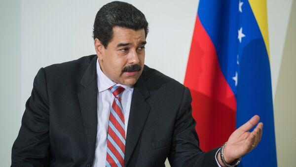 Nicolas Maduro - Sputnik Italia