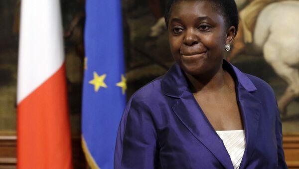 Cecile Kyenge - Sputnik Italia