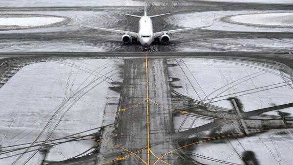 All'aeroporto Domodedovo di Mosca - Sputnik Italia