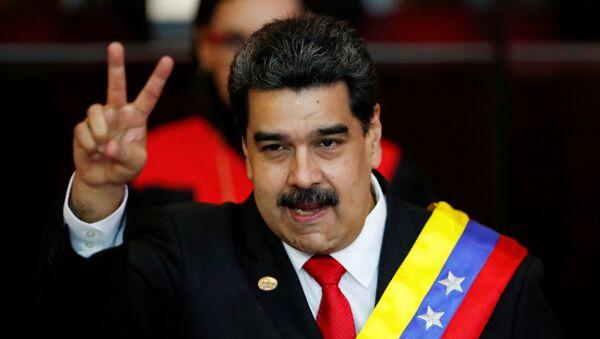 Nicolas Maduro, il presidente del Venezuela - Sputnik Italia