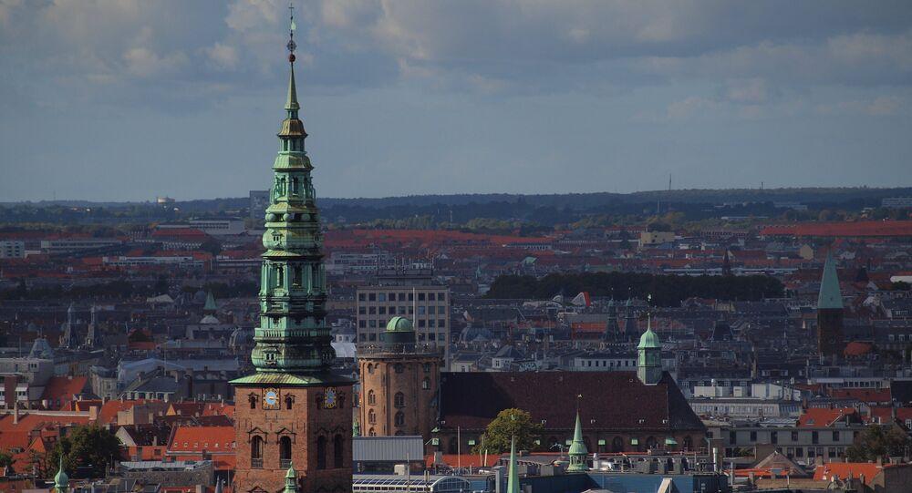 La capitale danese, Copenhagen