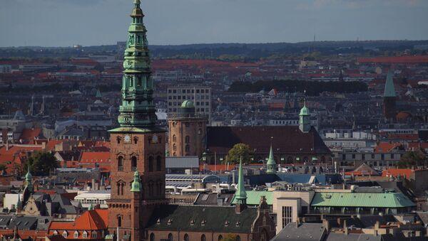 La capitale danese, Copenhagen - Sputnik Italia