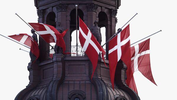 Denmark Flag - Sputnik Italia