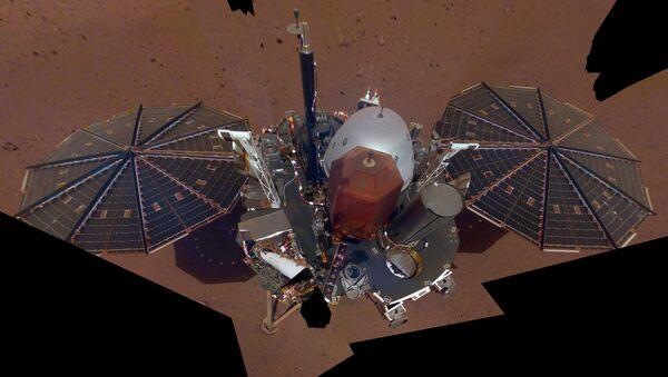 Sonda InSight - Sputnik Italia