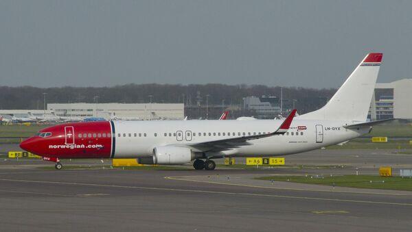 Boeing 737-800 di Norwegian Air - Sputnik Italia