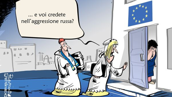 Testimoni New Age - Sputnik Italia
